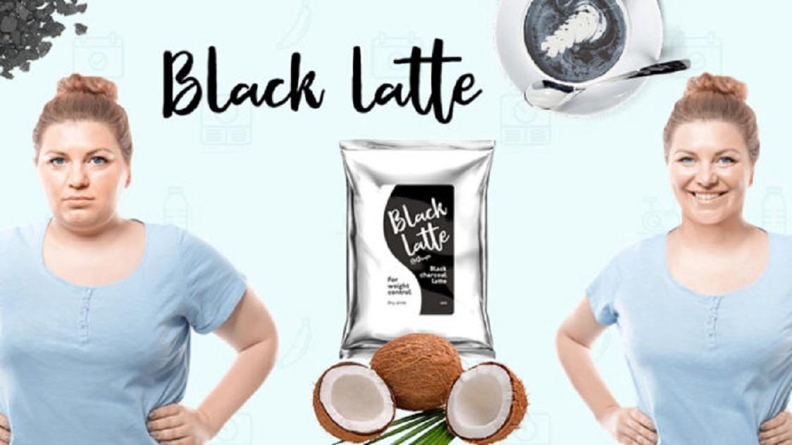 Black latte - para emagrecer  - capsule - forum - onde comprar